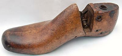 An original INDIAN COBBLERS SHOE LAST. From India. Fair Trade.