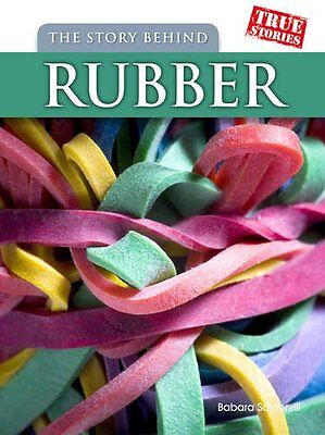 Story Behind Rubber Somervill  Barbara Ann 9781406229240