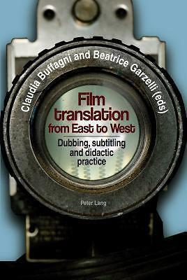 Film Translation From East To West  9783034312608