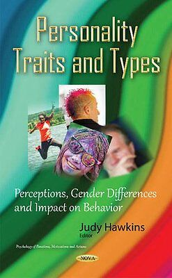 Personality Traits And Types  9781634832250