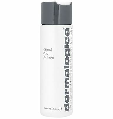 Dermalogica Dermal Clay Cleanser 8.6oz/250ml New Skincare Free Shipping