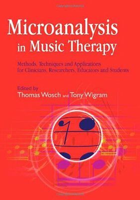 Microanalysis In Music Therapy  9781843104698