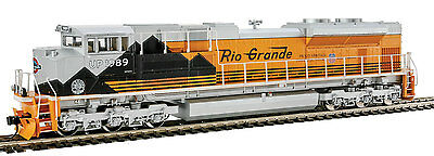 Walthers HO Scale EMD SD70ACe (Standard DC) Union Pacific/D&RGW Heritage #1989