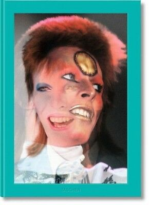 Mick Rock: The Rise Of David Bowie, 1972-1973  9783836560948
