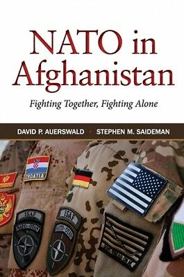 Nato In Afghanistan Auerswald  David P. 9780691170879