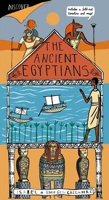 Discover... The Ancient Egyptians Greenberg  Imogen 9781847808257