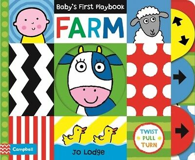 Baby's First Playbook: Farm Lodge  Jo 9781509808083