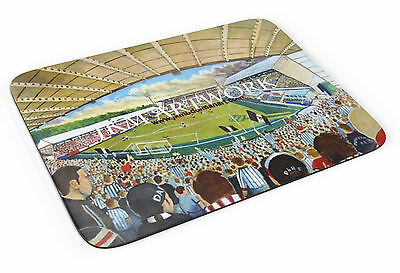 East End Park Stadium Art Mouse Mat - Dunfermline Athletic FC