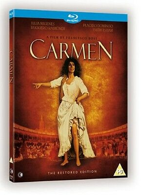 Carmen : The Restored Edition - New Blu-Ray