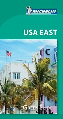 Usa East Green Guide  9782067212527