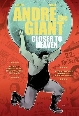 Andre The Giant Easton  Brandon 9781941302149