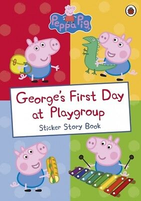 George's First Day At Playgroup  9780241253694