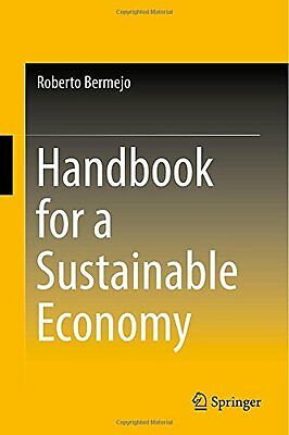 Handbook For A Sustainable Economy Bermejo  Roberto 9789401789806