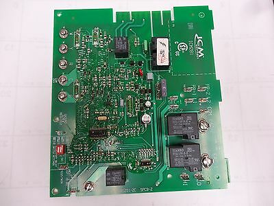 "ICM281 Furnace Control Board PCB 1201-2; SPCB-2  ""USED"""