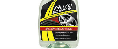 Autoworks High Performance Auto Care Tire & Wheel Cleaner - MARKET AMERICA