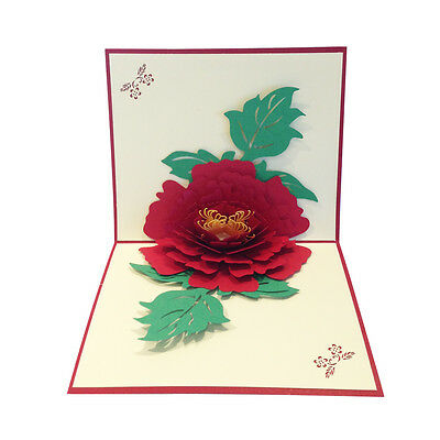 Magic 3D Pop-up Greeting Cards, Gift Cards, Greeting Cards, Season's Greetings