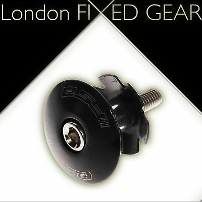 "London FIXED GEAR Fsa Headset 1-1/8"" Top Cap with Spider Nut black"