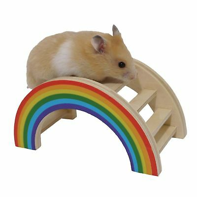 Hamster Gerbil Toy Climb Play Bridge Mouse Mise Rat Activity Game