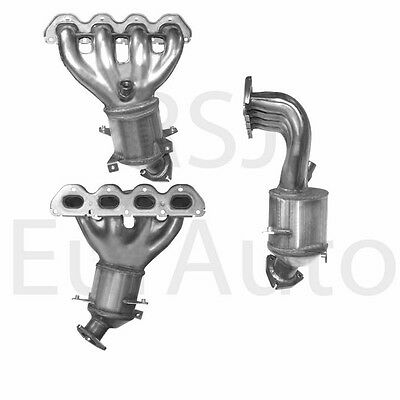 BM91598H Quality Replacement Type Approved Exhaust Manifold Catalytic Converter