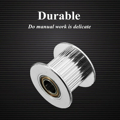 GT2 Pulley 20 With Teeth Timing Gear Bore 5MM For GT2 Belt Width 10MM For 3D Pri