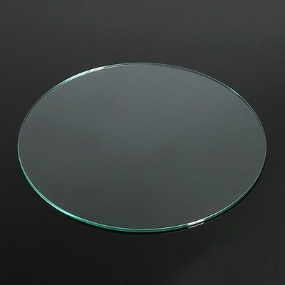 200mm x 3mm 3D Printer Borosilicate Glass Round Plate For Heated Bed Prusa / Men