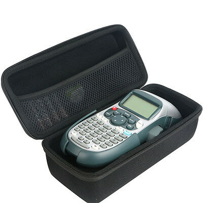 Storage Carrying Case Bag For Dymo LetraTag Plus LT-100H Personal Label Maker