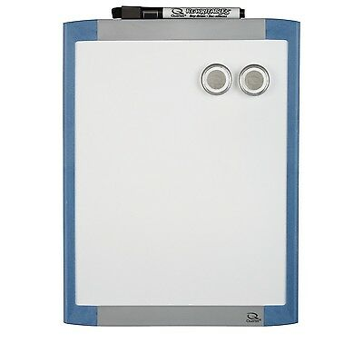 Quartet Magnetic Whiteboard 9 x 11-Inches Frame Color May Vary (21-580342Q)