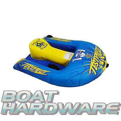 Inflatable Water Ski Training Learn Set Beginners Ages 4-10 Waterski Junior Kid