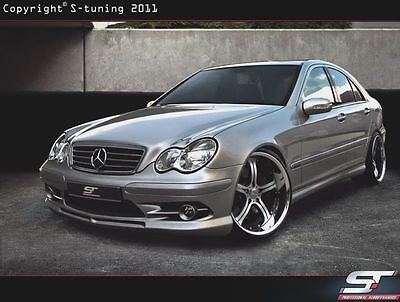 Mercedes Benz C Class W203 Amg Style Kit Complet Du Corps