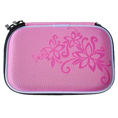 WD Portable Drive Zipper Cover Case Bag Scratch-resistant 2.5 '' HDD Bag pink