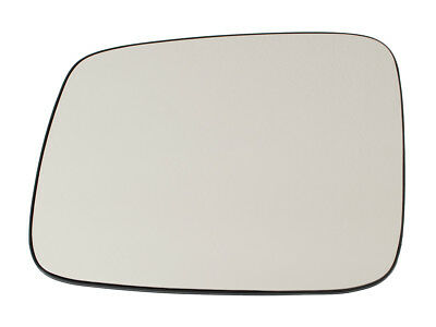 Left side wing mirror glass for VW Transporter T4 1990-03 Heated LHD