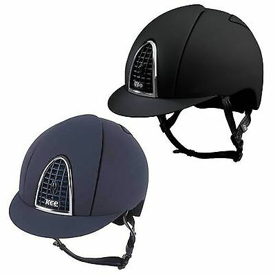 KEP Italia Cromo T PAS015 Kitemarked Showing Jumping Competition Helmet NEW