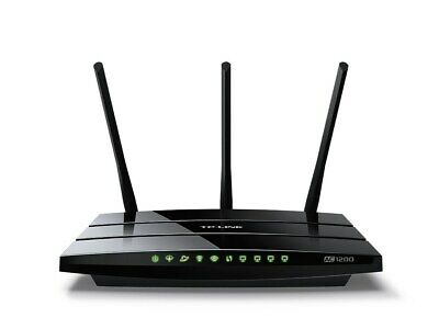 TP-Link Archer VR400 3-port Wireless VDSL Router with USB