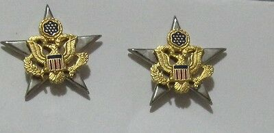Army General Staff Officer Lapel Pins