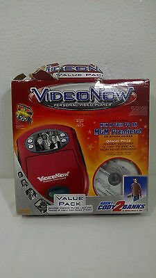Video Now Videonow Player Pack Agent Cody 2 Banks Tiger Hasbro