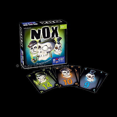 *NOX* Goth Cunning Card Game By Huch & Friends (Age 8+)