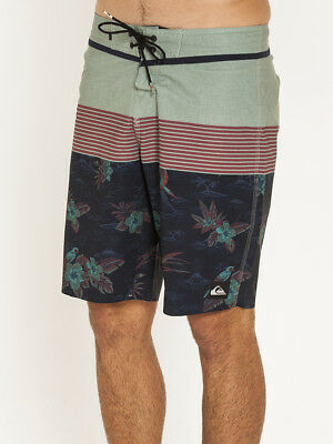 Quiksilver Division Remix Board Shorts in Blue