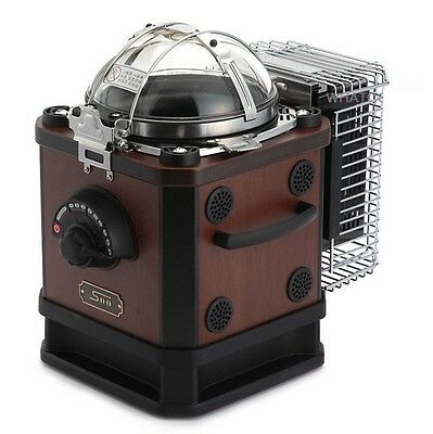 Soo Coffee Bean Roaster N 905 CR for Home Simple Roasting & Antique Wood Design