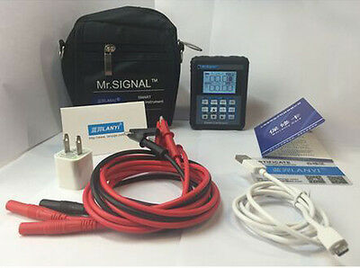 4-20mA 10V Signal Generator Current Loop Simulator Tester PLC Valve Calibration