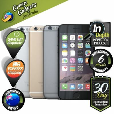 Apple iPhone 6 Plus Smartphone - 16 64 128 GB Unlocked Space Grey Gold Silver