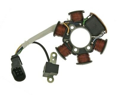 Lichtmaschine Stator Gilera Runner,DNA 50,Easy Moving,Ice,Stalker,Storm,Typhoon