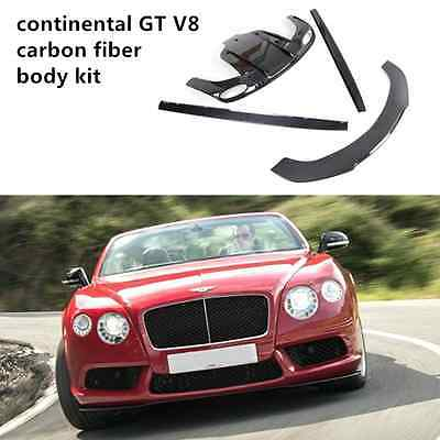 2014 bentley carbon fiber continental  GT 4.0t V8 carbon fiber body kit