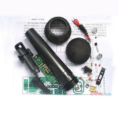 DIY Electronic Learning training Kit FM Wireless Microphone Radio 88MHz-108MHz