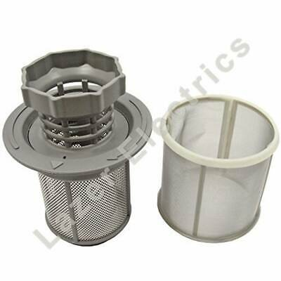 Genuine NEFF Dishwasher 2 Part Micro Mesh Original Filter Spare Part