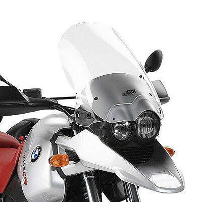 Windschild BMW R 1150 GS 00-03 Givi transparent Scheibe