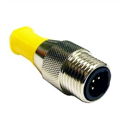 3 Pin Brad Harrison Shorting Plug for Freon Recovery Systems