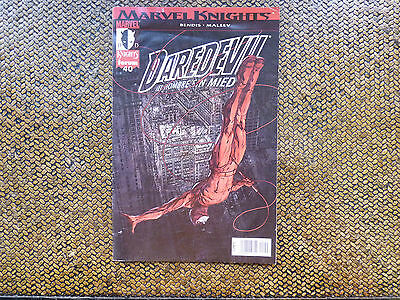 Marvel Knights Daredevil Nº 40 - Forum - Comic (Leer)
