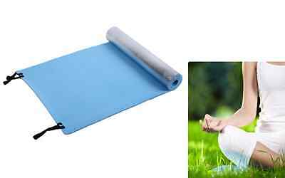 180x50x0.6cm Thick Mat Pad Waterproof For Fitness Yoga Camping Picnic