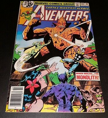 Avengers #180. SOLID COPY!