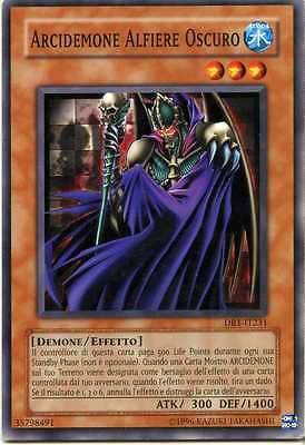 Yu Gi Oh DR1 231 - Arcidemone Alfiere Oscuro - C NMINT ITA